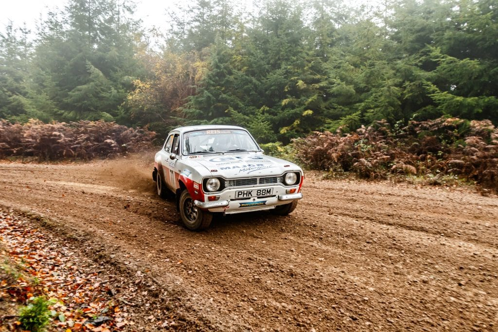 Wyedean Rally 2