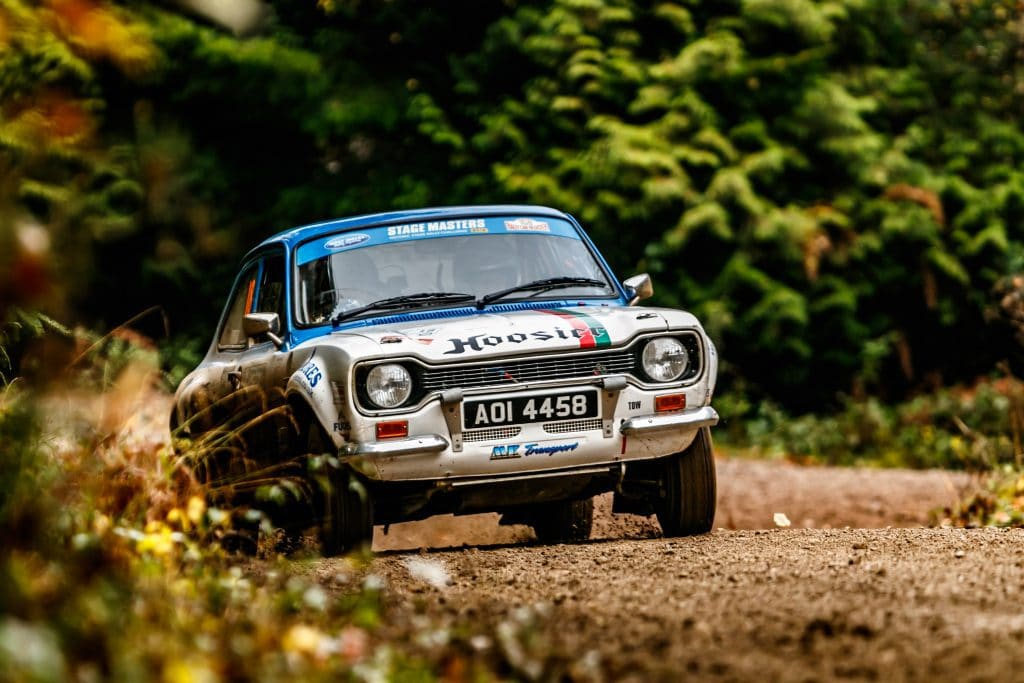 Wyedean Rally 4