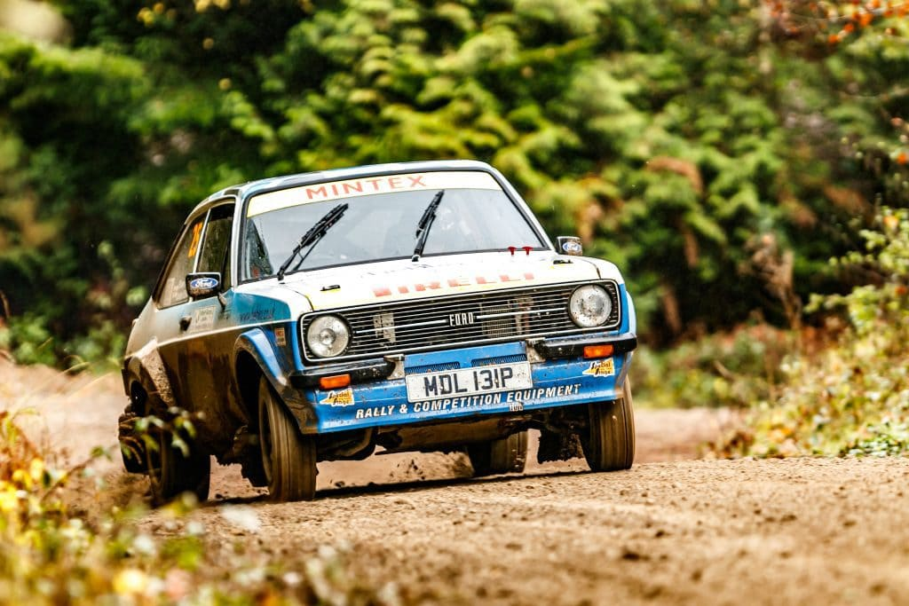 Wyedean Rally 3